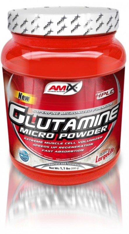 Amix L-Glutamine 500g
