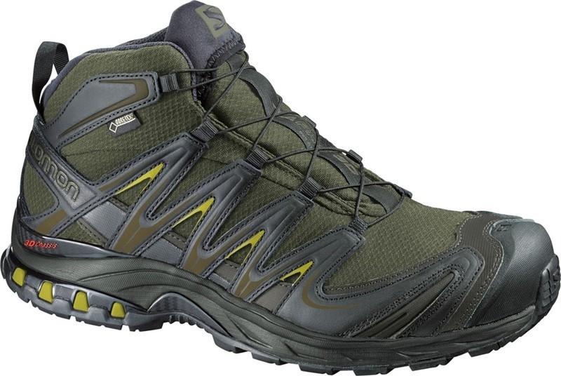 Topánky Salomon XA PRO MID GTX ® 369017