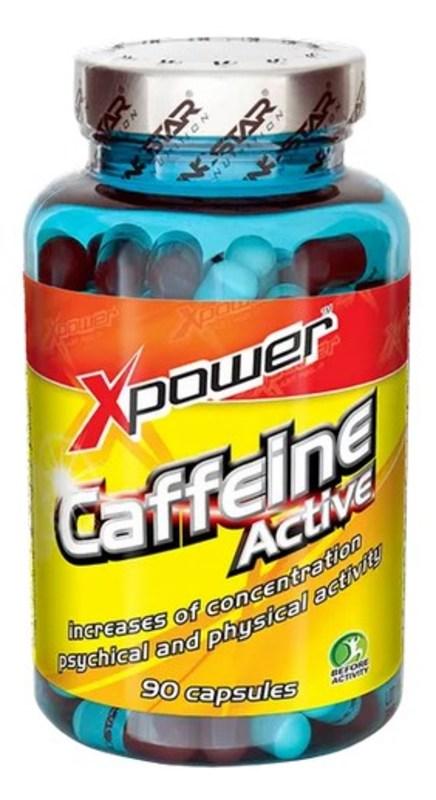 Amix Caffeine Active 90 kapsúl