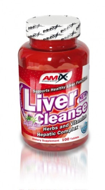 Amix Liver Cleanse 100 tablet