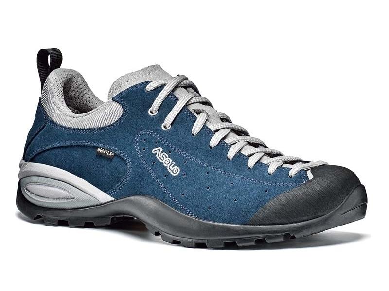 Topánky Asolo Shiver Man A697 modrý denim