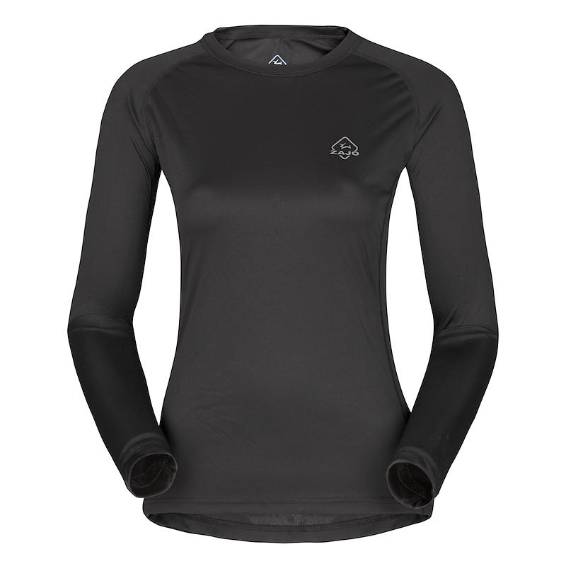 Tričko Zajo Xeric Lady T-shirt LS black
