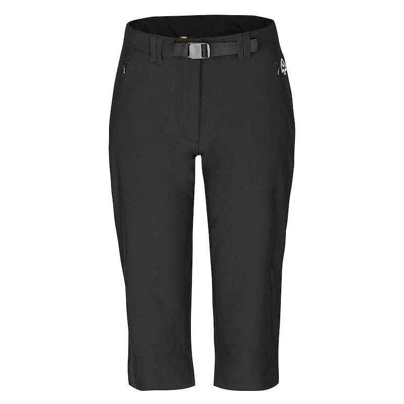 3/4 nohavice Zajo Yota Lady Pants black