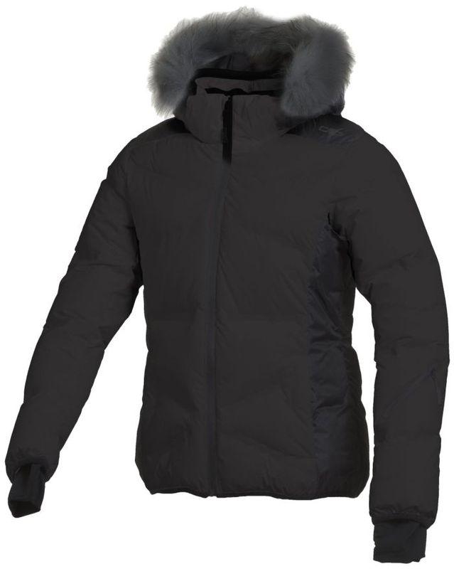 Bunda Campagnolo Woman Ski Jacket Zips Hood 3W20736-U901
