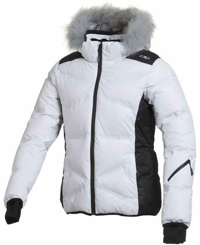 Bunda Campagnolo Woman Ski Jacket Zips Hood 3W20736-A001