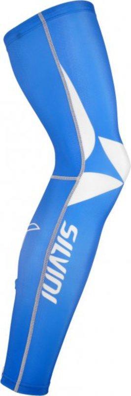 Cyklistické návleky na nohy Silvini Tubo-Team UA450 blue