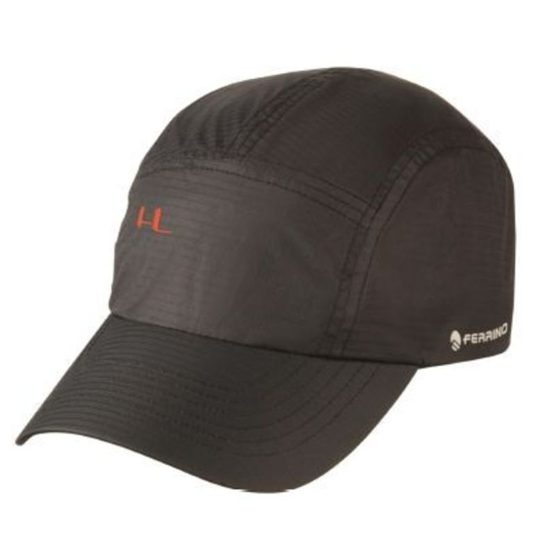 Šiltovka Ferrino RAIN CAP BLACK 55970