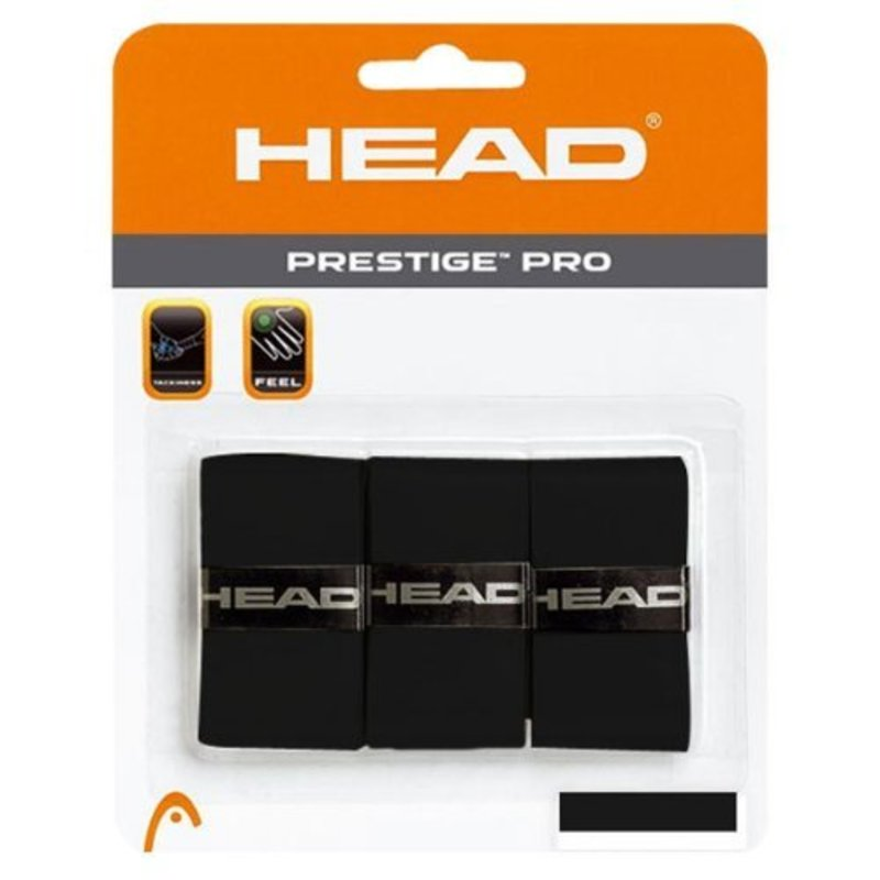Tenisová omotávka Head Prestige Pro (3ks) - 282009