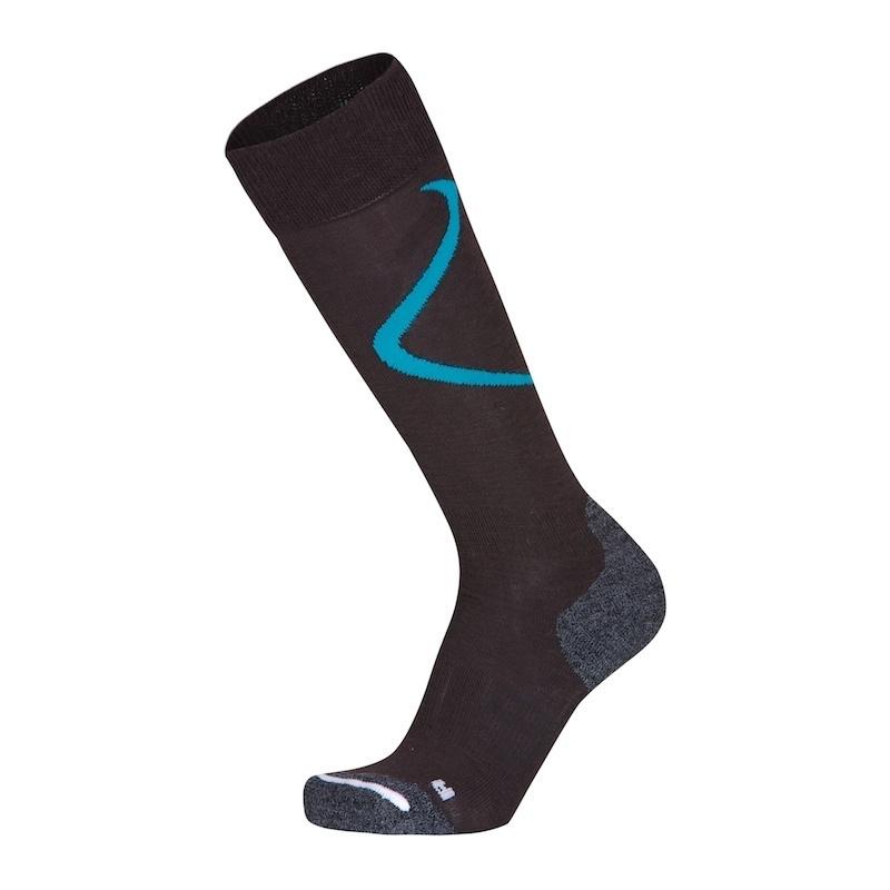 Ponožky Zajo Primaloft Ski Socks blue