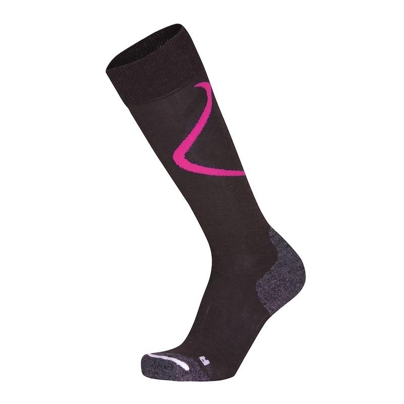 Ponožky Zajo Primaloft Ski Socks fuchsia
