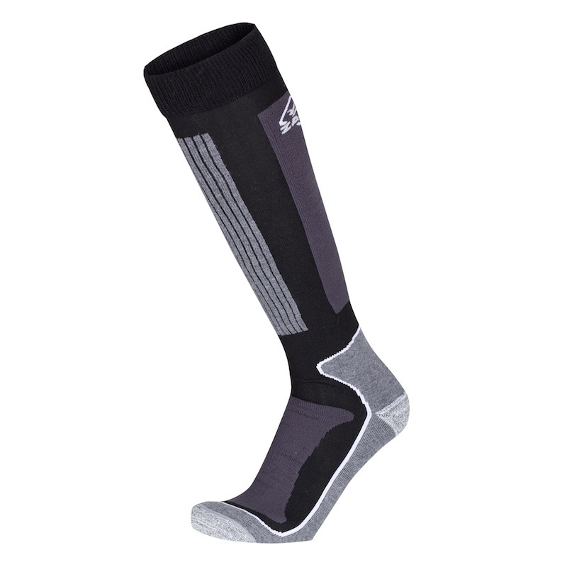 Ponožky Zajo Thermolite Ski Socks black