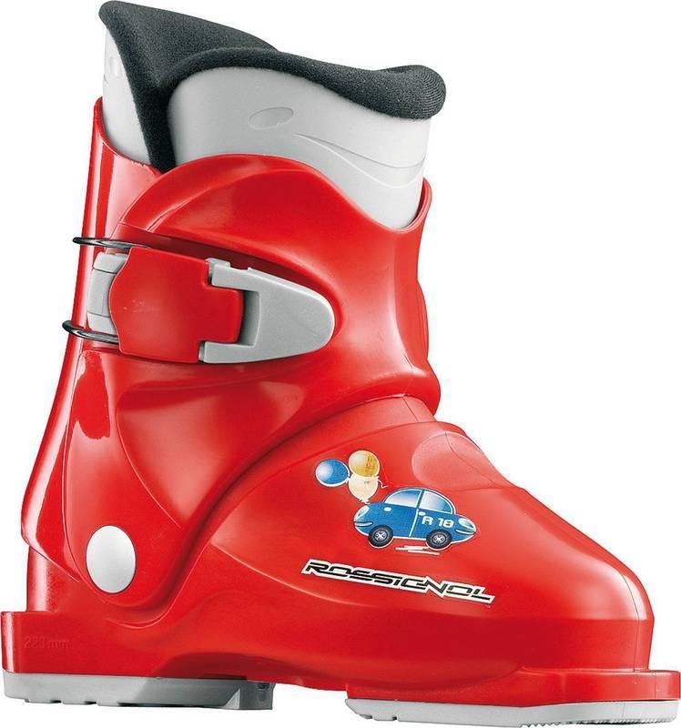 Lyžiarske topánky Rossignol R18 Red RB76010