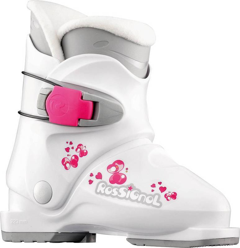 Lyžiarske topánky Rossignol R18 White RB96030