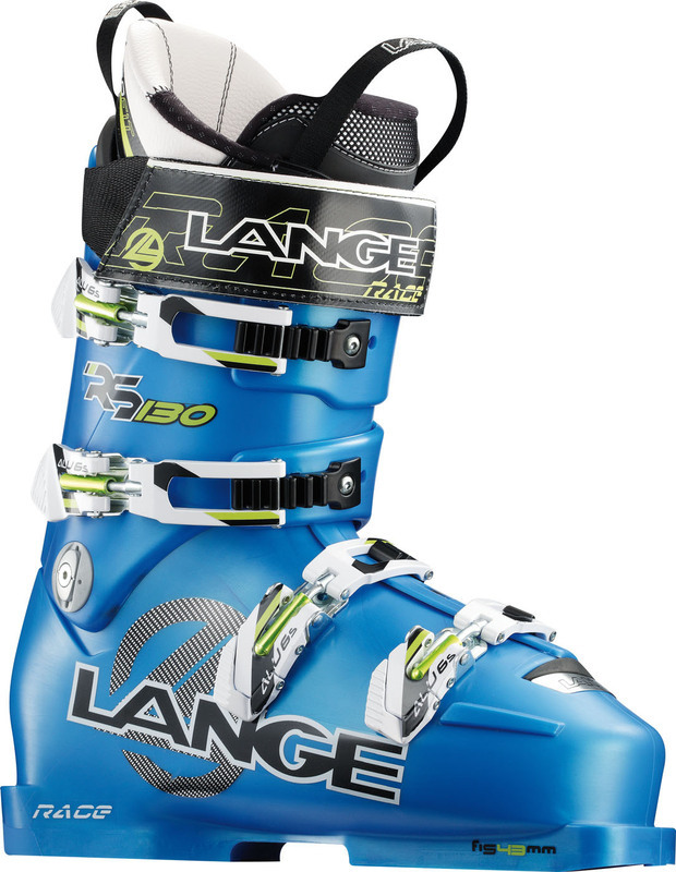 Lyžiarske topánky Lange RS 130 SPEED BLUE LB21030