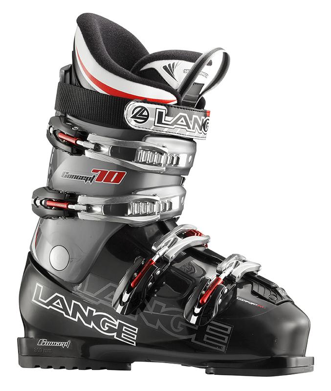Lyžiarske topánky Lange CONCEPT 70 LB13050