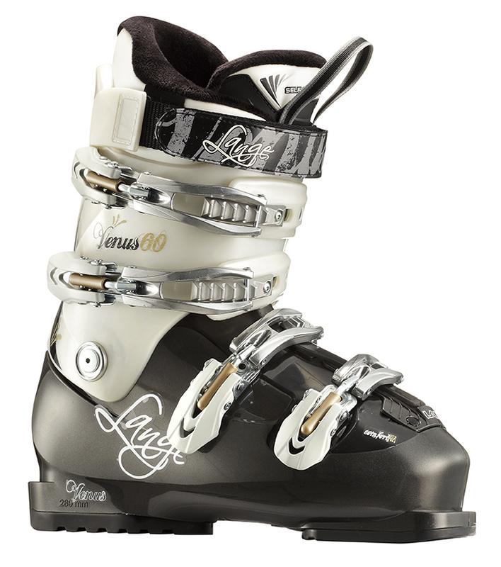 Lyžiarske topánky Lange EXCLUSIVE VENUS 60 LB13240