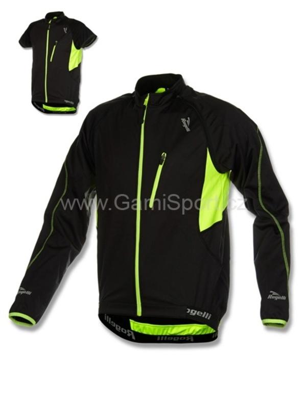Softshellová bunda Rogelli MORDANO s odopínateľnými rukávy 003.104