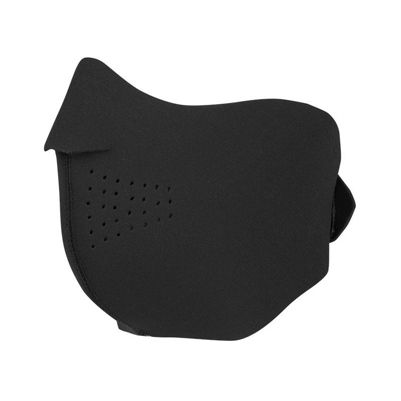 Maska Zajo Neoprene Mask black