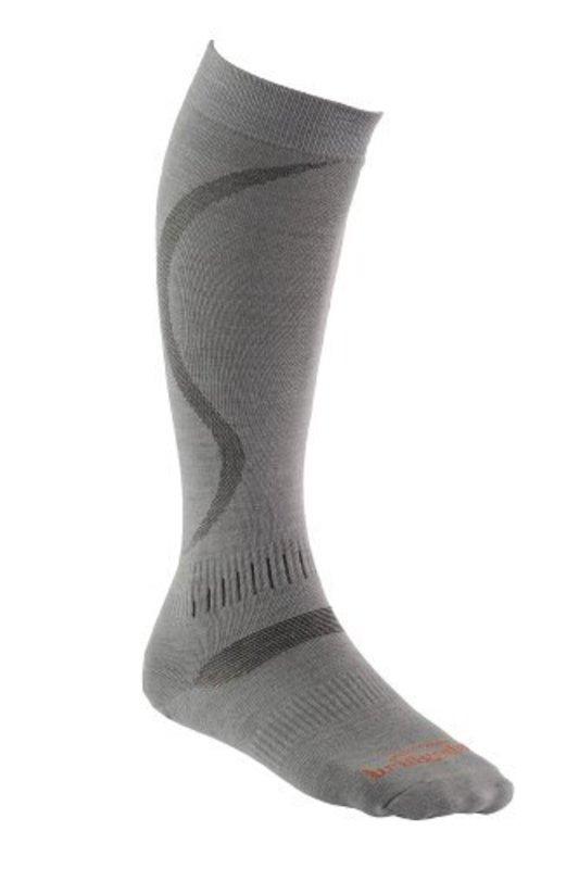 Ponožky Bridgedale Ultra Fit 803 dove grey