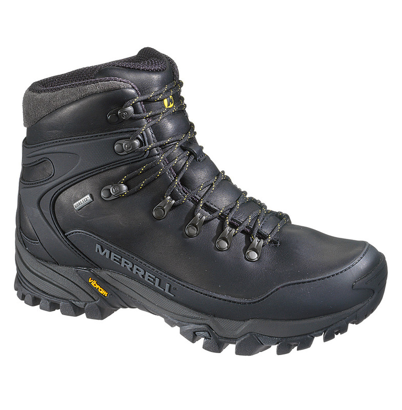 Topánky Merrell MATERTAL GORE-TEX ® J39905