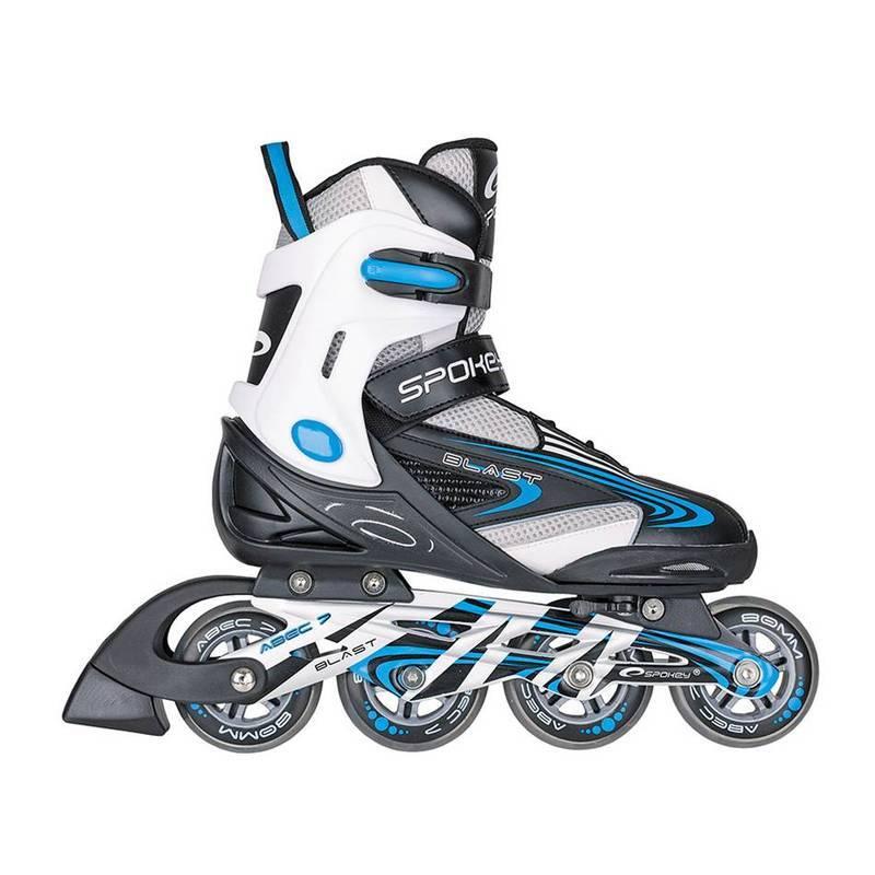 Kolieskové korčule Spokey BLAST modré
