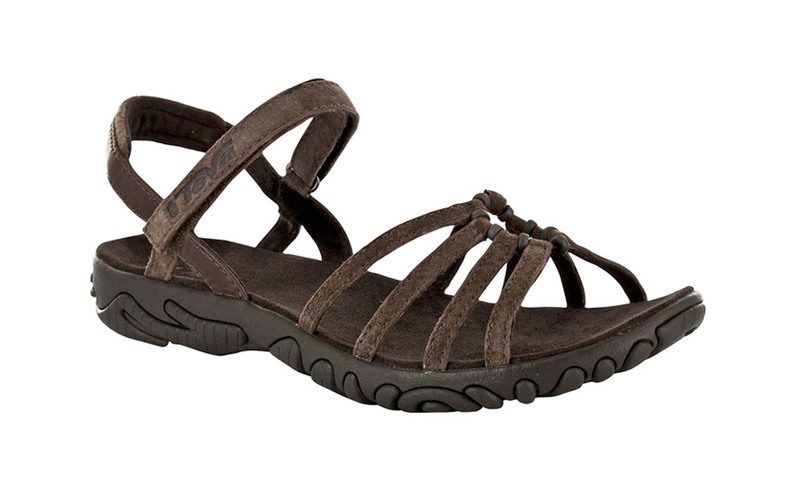Sandále Teva Kayenta Suede 1003434 BRN