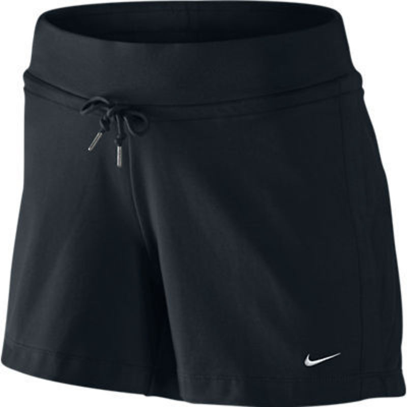 kraťasy Nike Classic Jersey Short Solid 450676-010