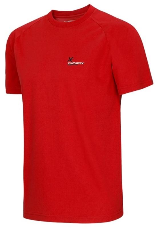 Tričko Klimatex ANTAL (FREETIME) červené