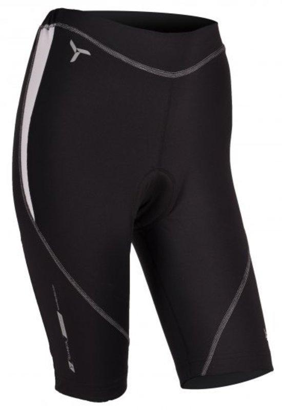 Dámske cyklistické nohavice Silvini Enza WP362 black-white