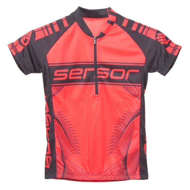 Detský cyklo dres Sensor Team 12100084