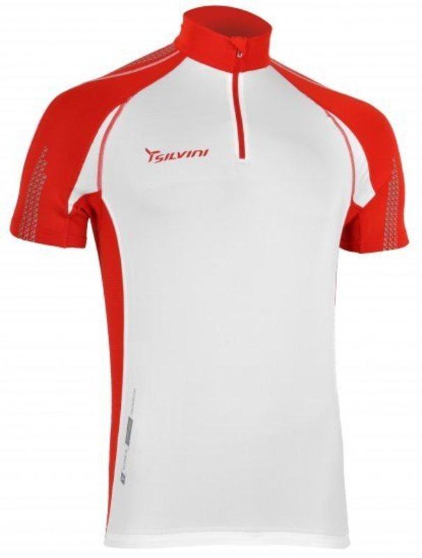 Pánsky cyklistický dres Silvini Aterno MD353 white