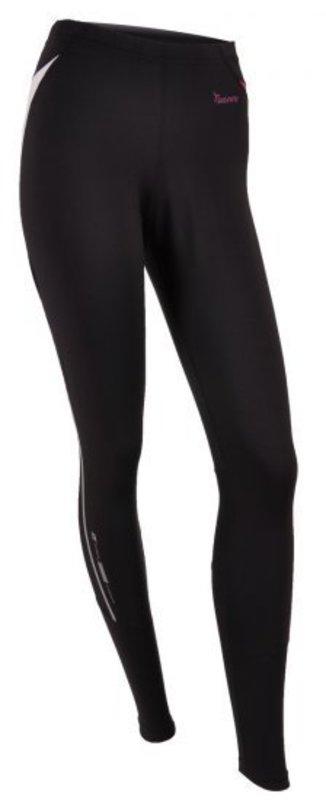 Dámske dlhé bežecké nohavice Silvini Savuto WP390 black