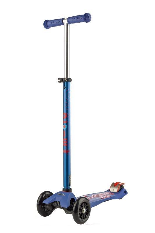 Kolobežka Maxi Micro Deluxe Blue