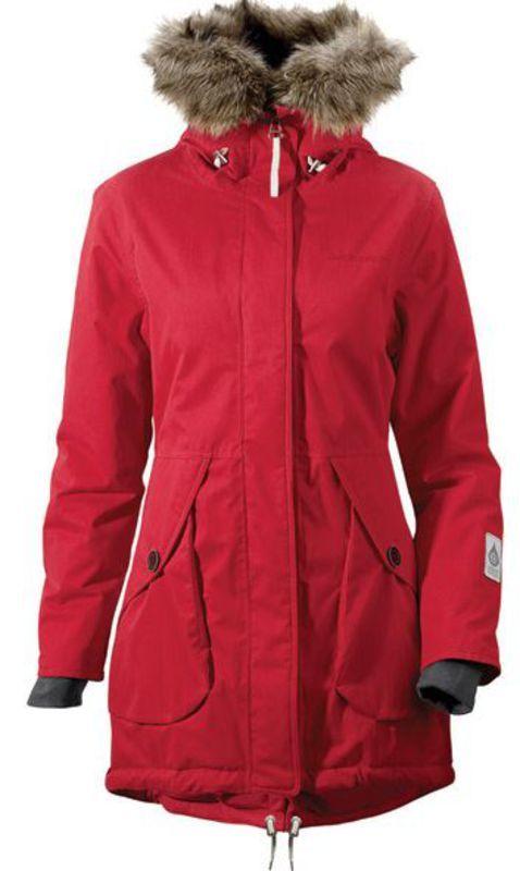 Kabát Didriksons Angelina 500220-040