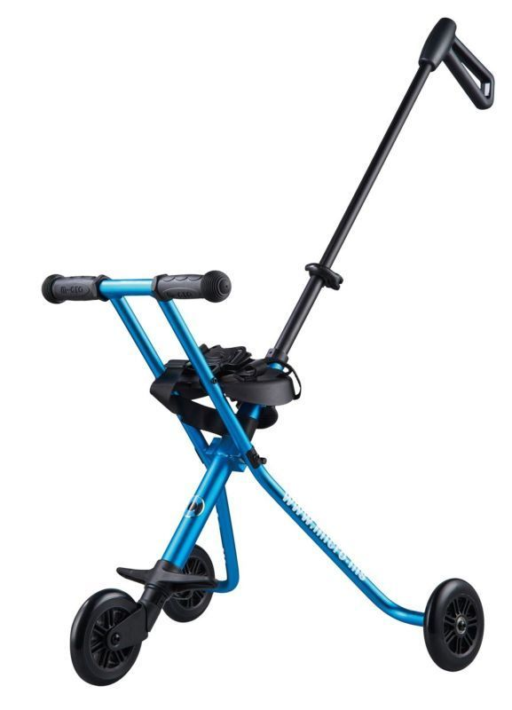Detské vozítko Micro Trike Deluxe Blue
