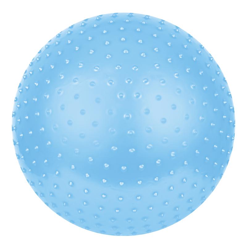 Gymnastický masážny lopta Spokey SAGGIO FIT modrý 65cm