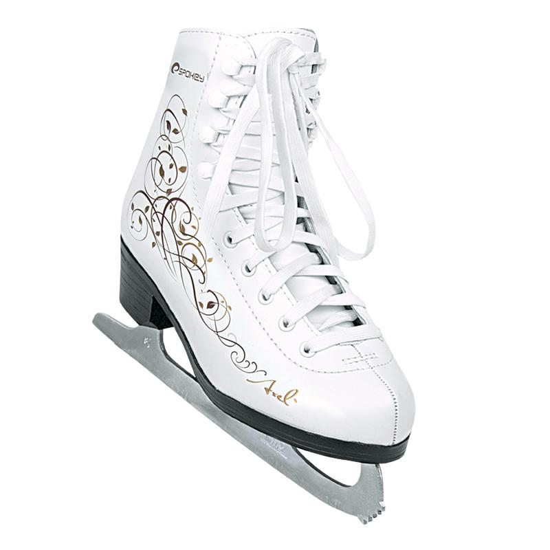 Dámske figurové korčule Spokey AXEL