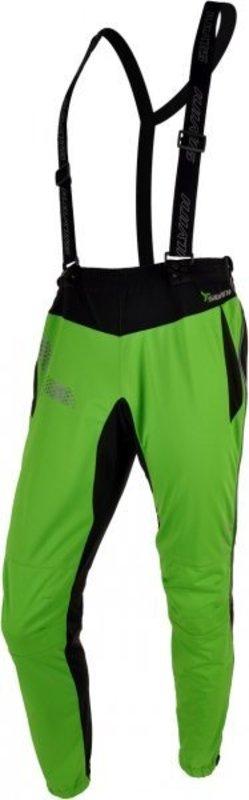 Pánske softshell nohavice Silvini Pro Forma MP320 green