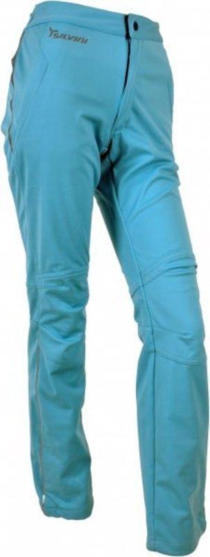 Dámske softshellové nohavice Silvini Mia WP319 blue