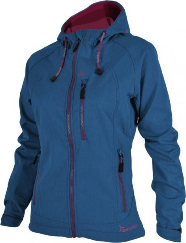 Dámska softshellová bunda Silvini Ronci WJ437 blue