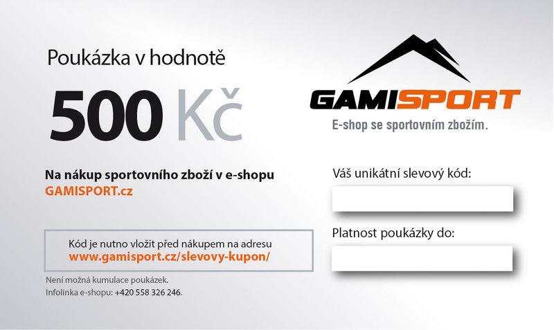 Poukaz na 500 Euro