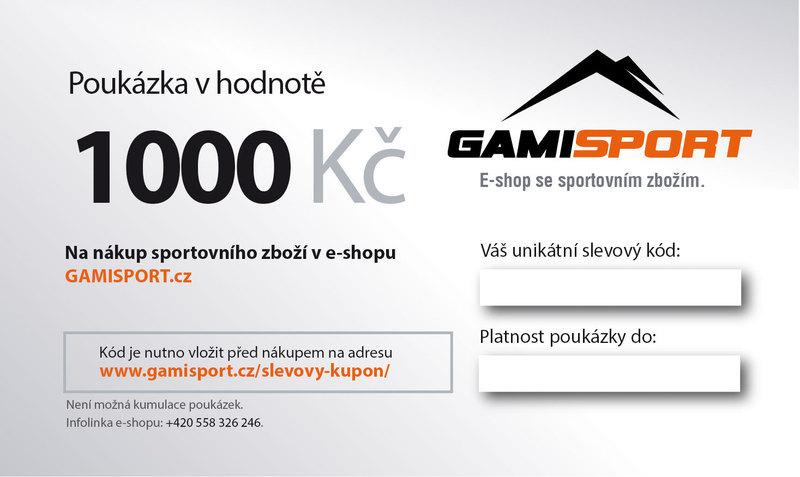 Poukaz na 1000 Euro