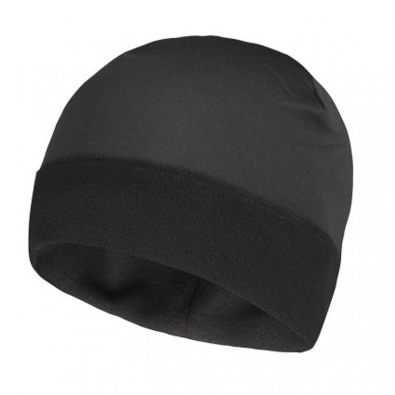Čiapky Zajo PowerStretch Cap black