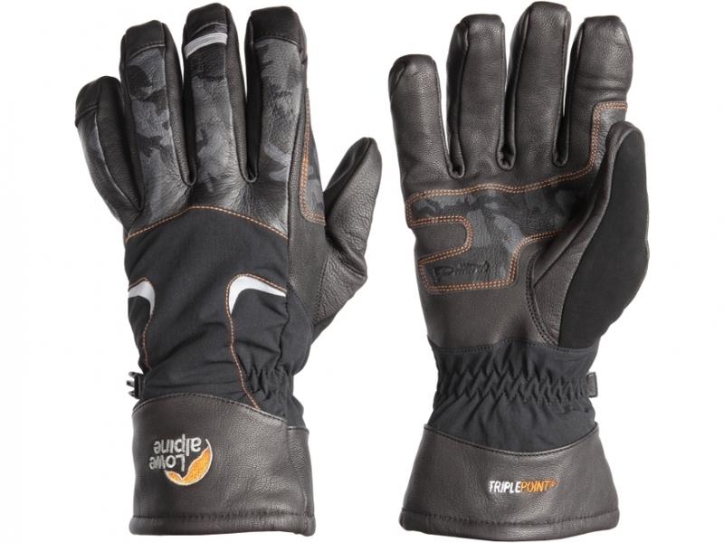 Rukavice Lowe Alpine Talon Glove čierne