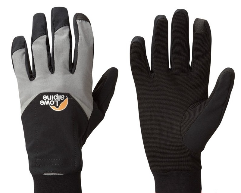 Rukavice Lowe Alpine Lightflite Glove čierna