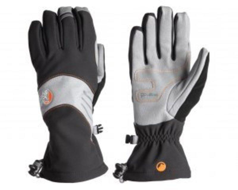 Rukavice Lowe Alpine Alpinist Glove čierna