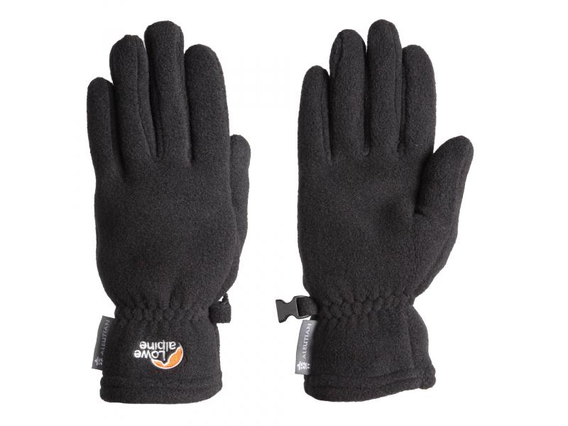 Rukavice Lowe Alpine Aleutian Glove čierne
