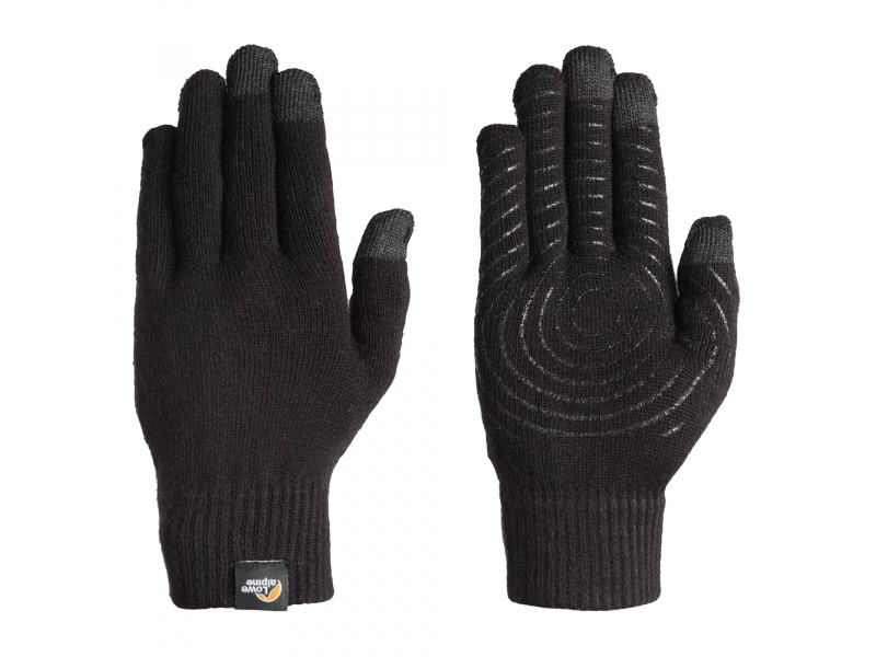 Rukavice Lowe Alpine Control-iT Glove čierne