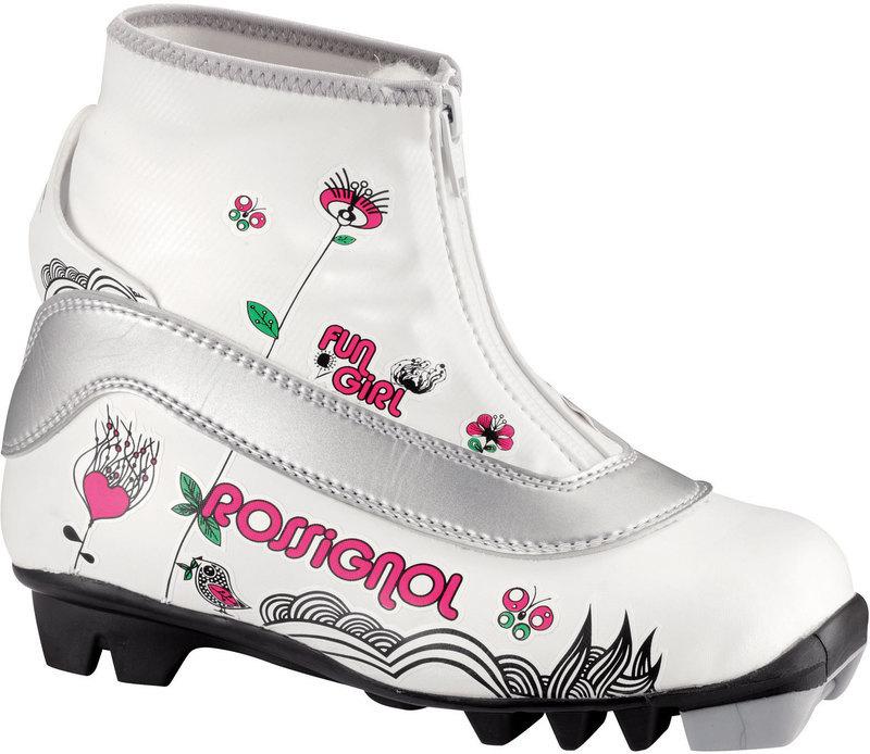 Topánky Rossignol SNOW-FLAKE PRINCESS RI2WA62