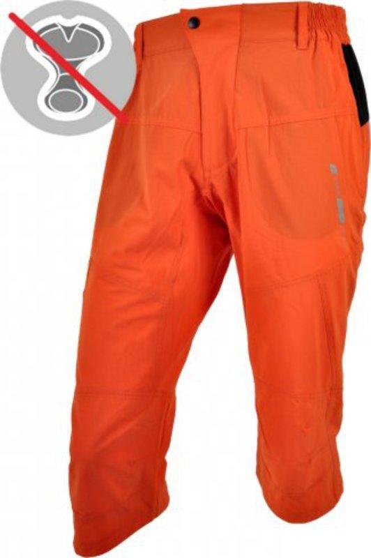 Pánske 3/4 športové nohavice Silvini Tesino MP630 orange